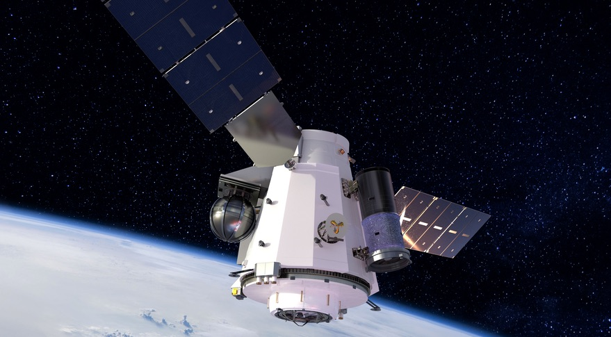 """Three companies studying """"Orbital Outpost"""" space station concepts for Defense Department"""
