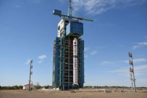 China launched its latest Gaofen-9 Earth observation satellite and two smaller payloads from Jiuquan late Saturday.