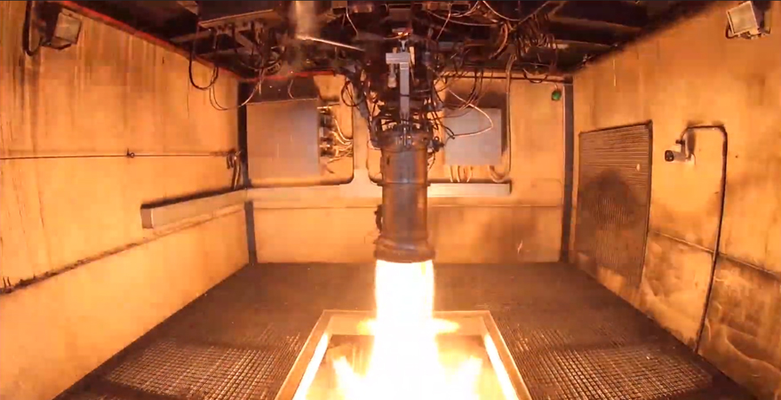 PLD Space completes critical testing of its Teprel-B rocket engine
