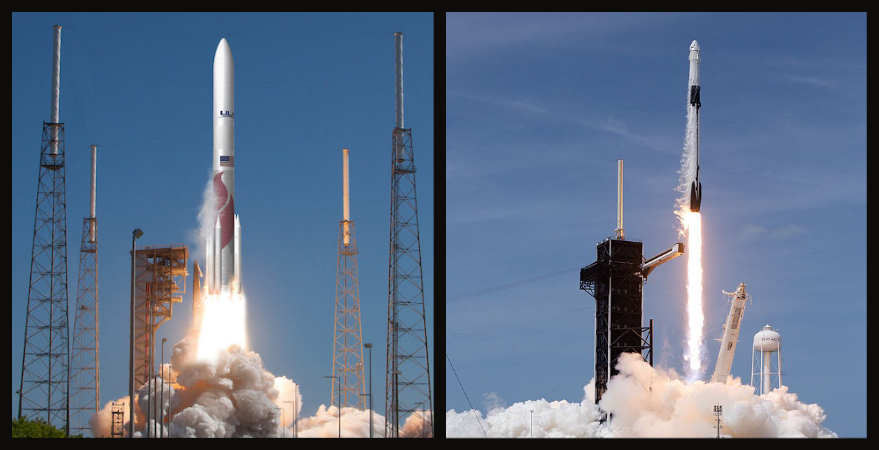 Breaking News | Pentagon picks SpaceX and ULA to launch national security satellites for next five years