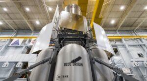 Lunar lander mockup