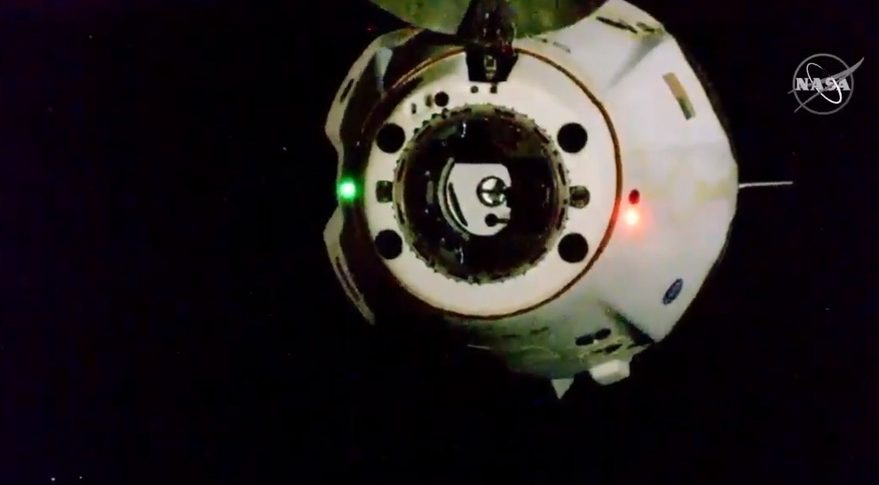 NASA Astronauts Carried Safely Home On SpaceX Rocket