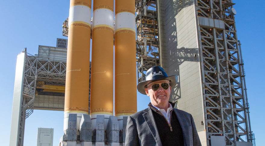 Tory Bruno on ULA's big win: 'We knew we were going to be competitive'