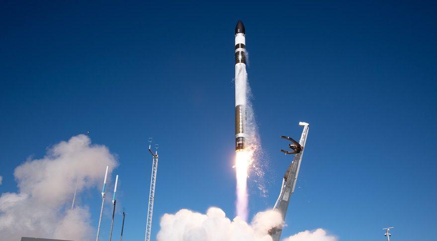 Rocket Lab Flight 14 launch