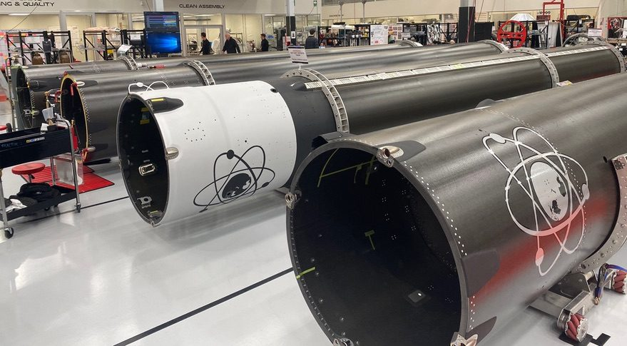Electron boosters