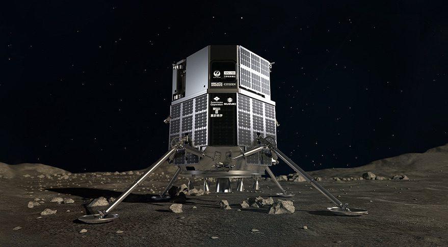 ispace Hakuto-R lander