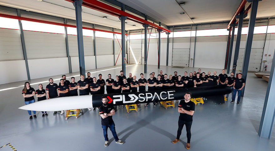 PLD Space raises €7 million as it aims for sounding rocket's 2021 debut