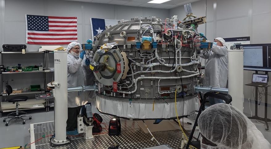 Nanoracks finalizing space station airlock and new funding round