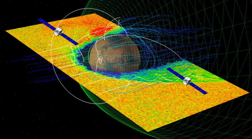 Mars smallsat mission bumped from launch