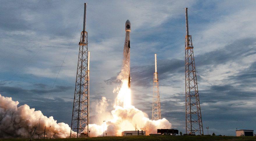 Falcon 9 SAOCOM 1B launch