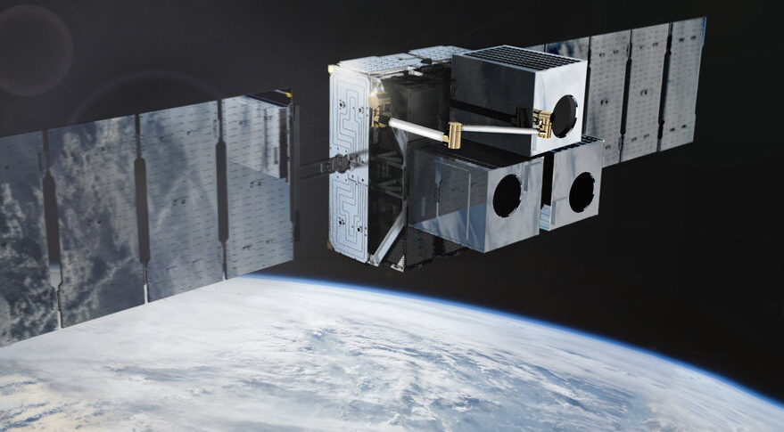 欧洲太空公司将开发机器人航天器可通过机械臂抓住卫星移至新轨道