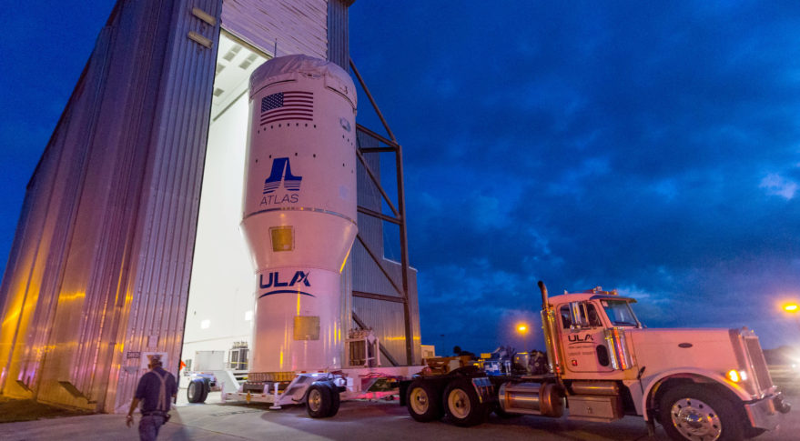 Lockheed Martin executives commend ULA for fighting back against SpaceX