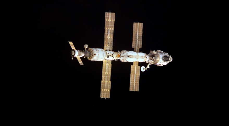 Op-ed | 20 years in space: Lessons in cooperation from the International Space Station