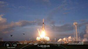 F9 launch
