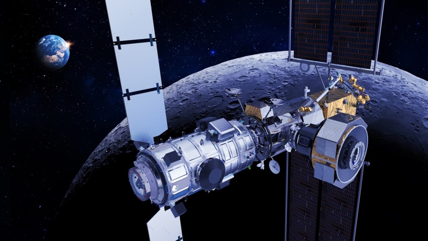 ESA awards contracts for moon and Mars exploration - SpaceNews