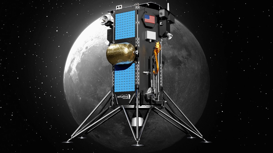 NASA awards contracts for lunar technologies and ice prospecting payload - SpaceNews