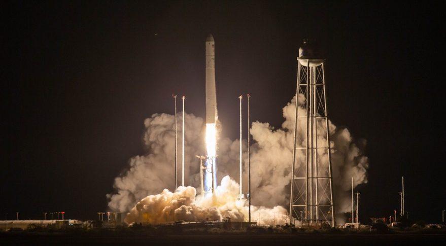 Antares NG-14 launch