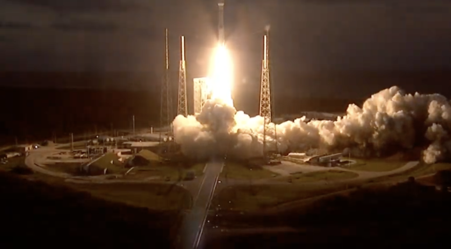 ULA Atlas 5 launches National Reconnaissance Office satellite