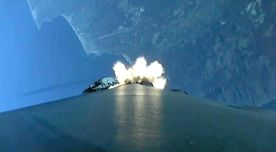 Falcon 9 Vandenberg view