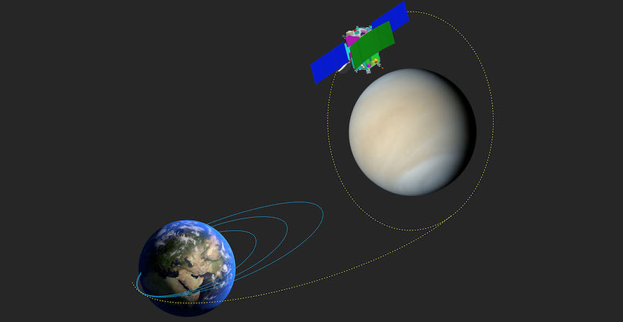 India's Shukrayaan orbiter to study Venus for over four years, launches in 2024