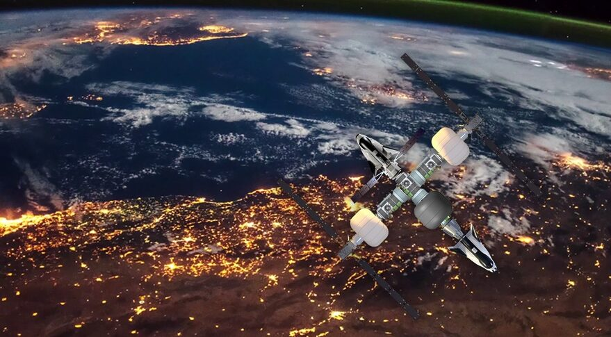 SNC space station