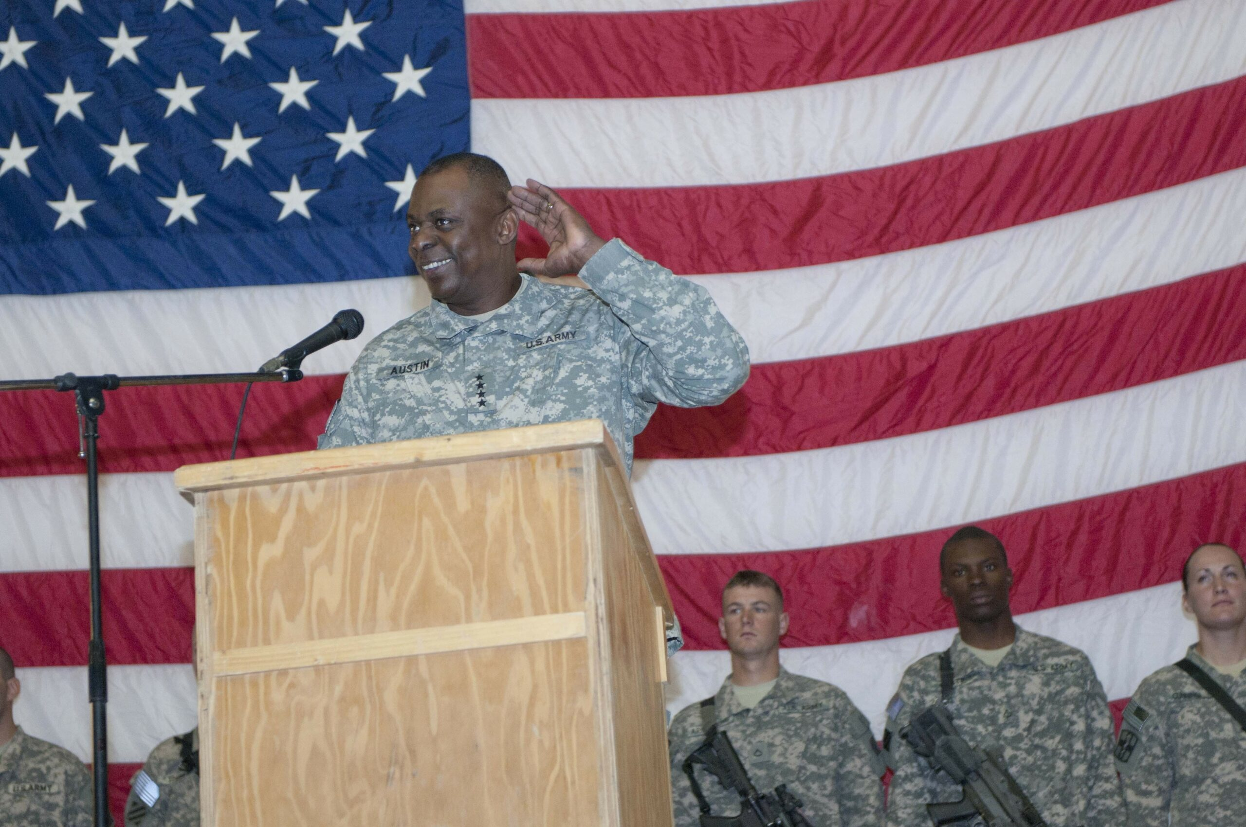 Biden Nominates Retired General Austin To Be The First African American To Run The Pentagon Spacenews