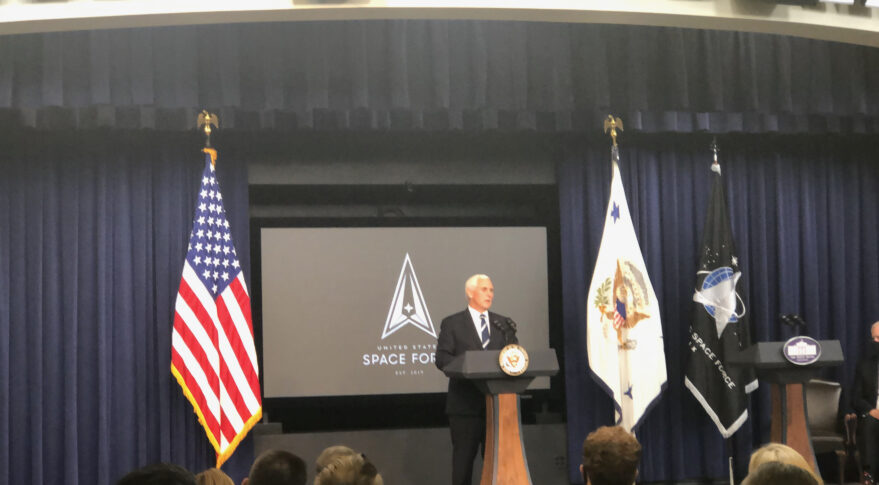 US Space Force members are now Guardians