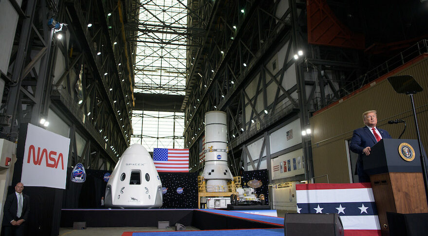 Op-ed | Space commerce accelerating