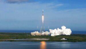 Falcon 9 SXM-7 launch