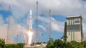 Soyuz CSO-2 launch