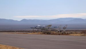 WK2/SS2 takeoff