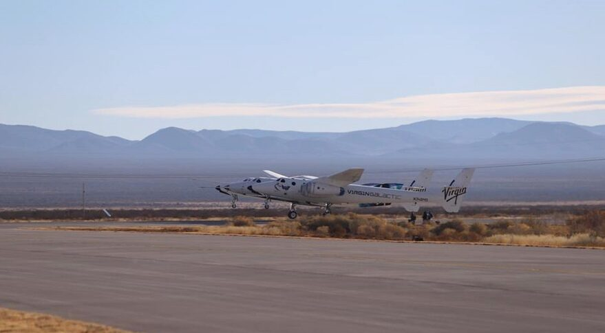 Virgin Galactic Aborted A Major Test Flight In Midair