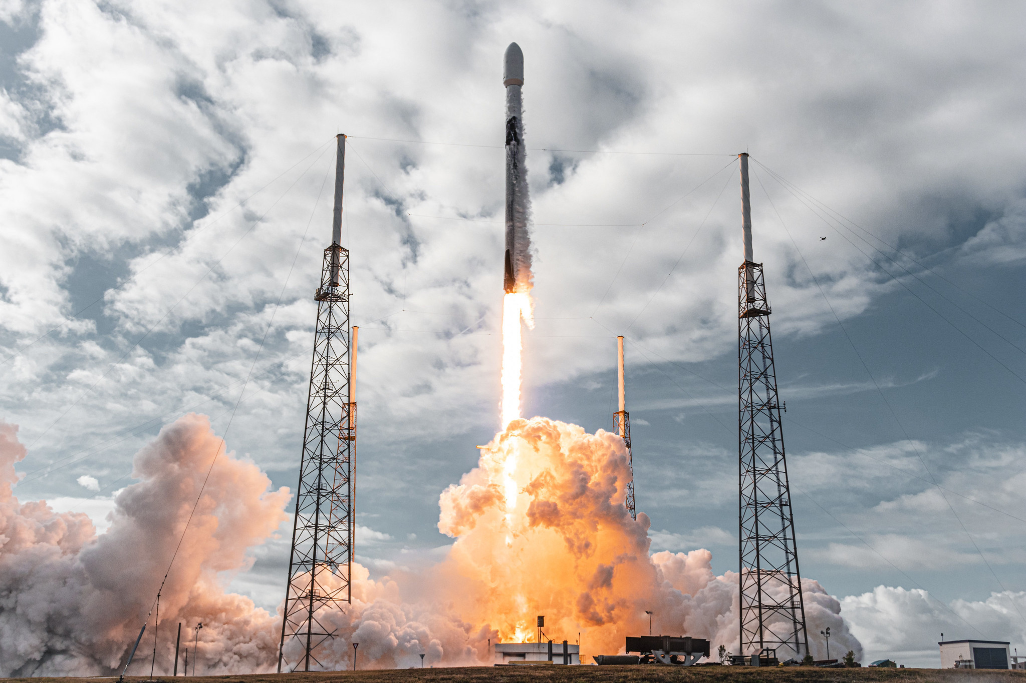 SpaceX's rideshare carried small satellite technology of interest to US military - SpaceNews
