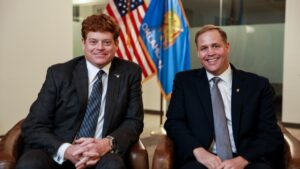 Bridenstine joins private equity firm