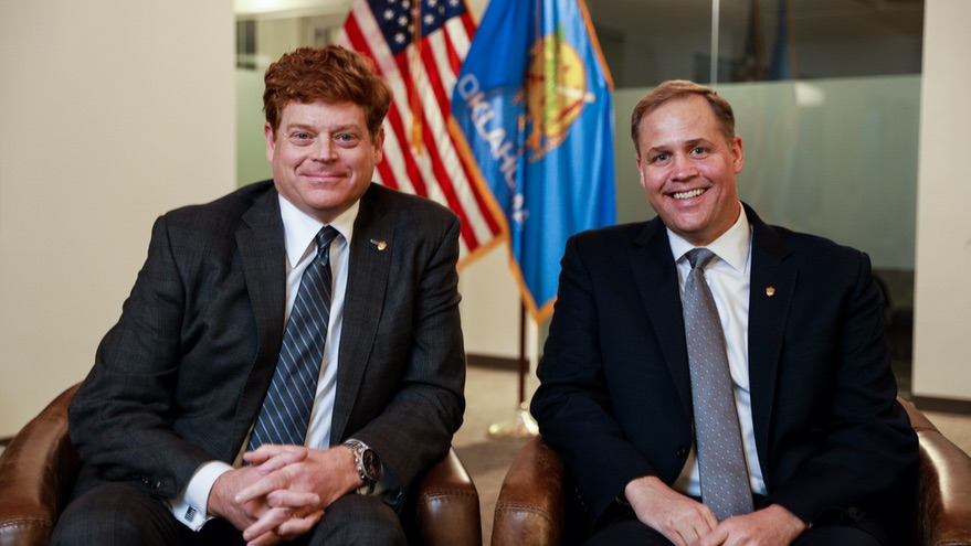 Bridenstine joins private equity firm -