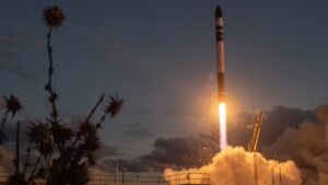Electron launch of GMS-T