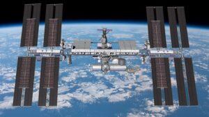 ISS new arrays