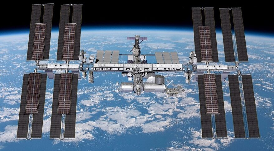 ISS new arrays