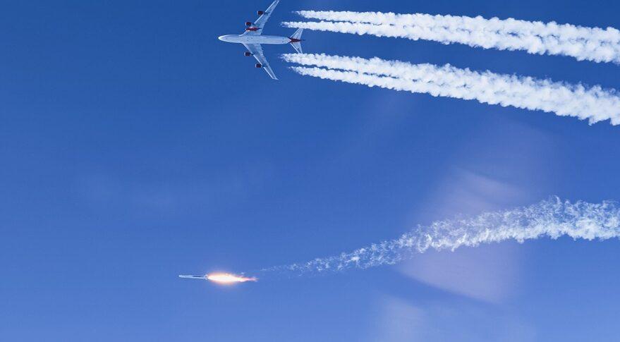 Virgin Orbit launch
