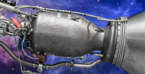 Photo of Orbex rocket engine