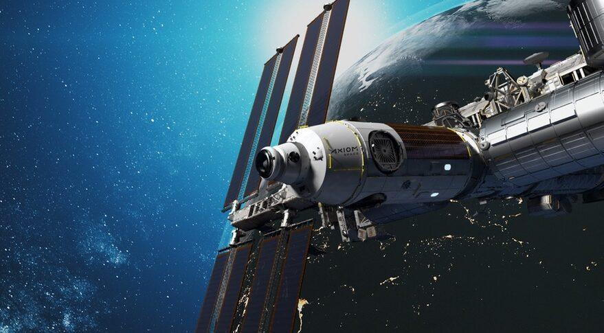 Axiom ISS module