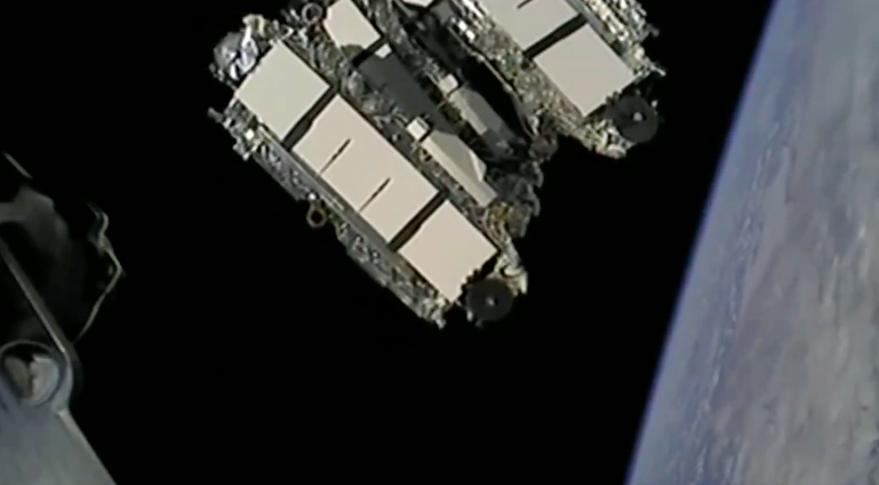 Starlink 19 deployment
