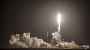 Falcon 9 Starlinnk Feb. 2021