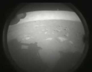 Mars2020 first image