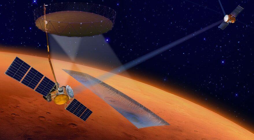 Mars Ice Mapper