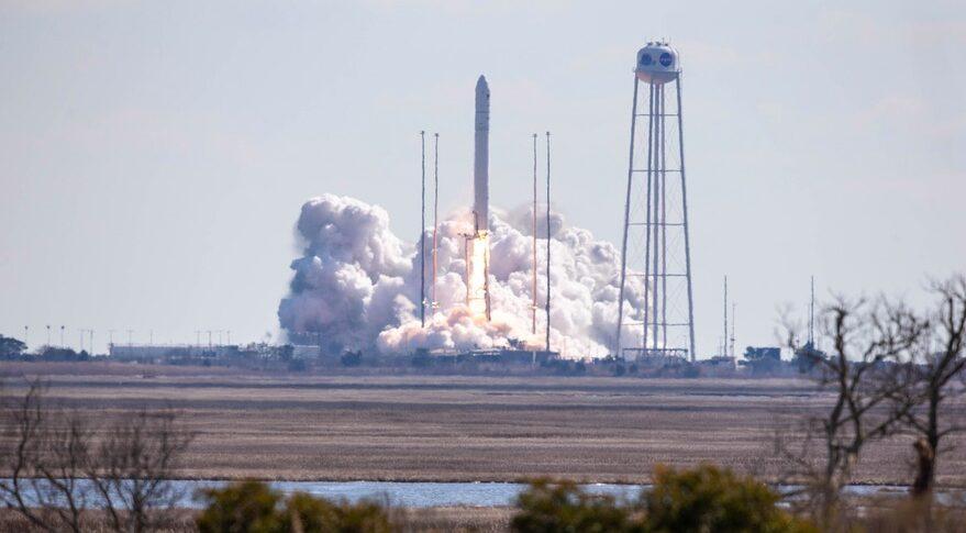 Antares Cygnus NG-15 launch