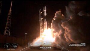 Falocn 9 Starlink launch