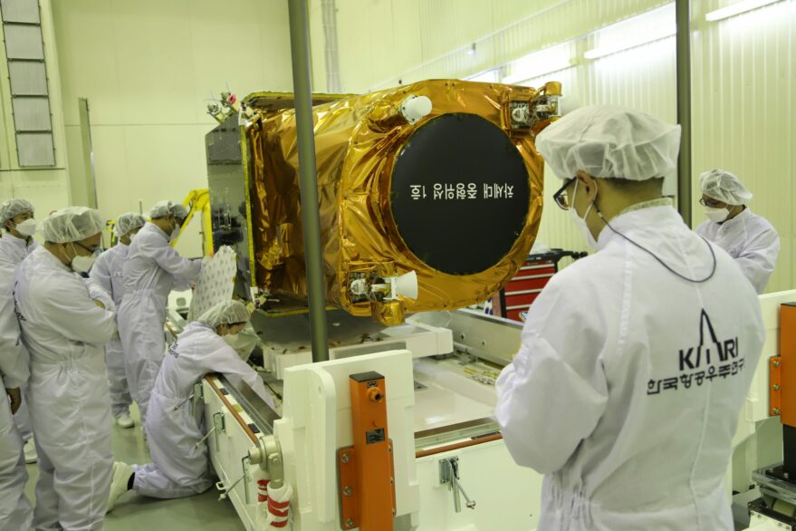 - KARI 1 scaled 1 879x586 - South Korea's space agency sets sight on missions that 'won't pay off until 2050'