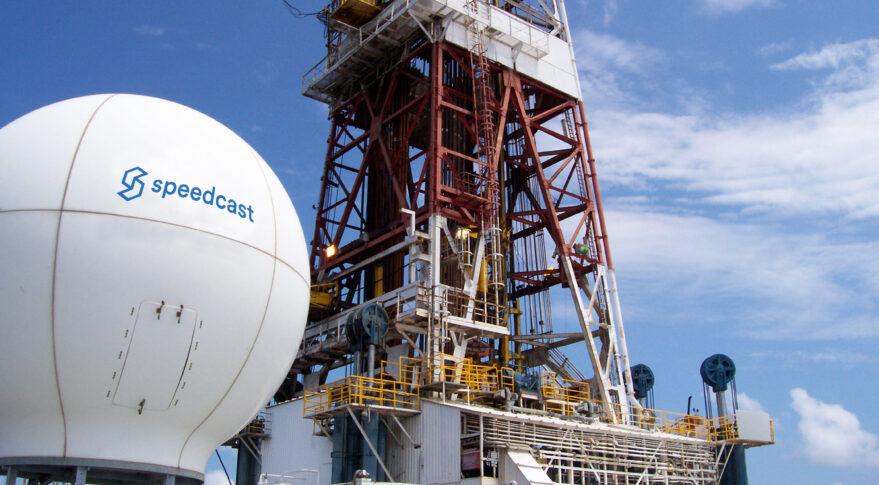 Speedcast energy operations