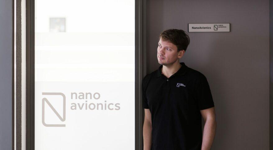 Vytenis Buzas, CEO of NanoAvionics.